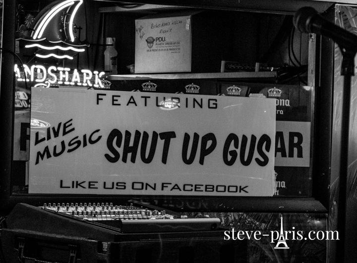 Shut Up Gus Tour Dates