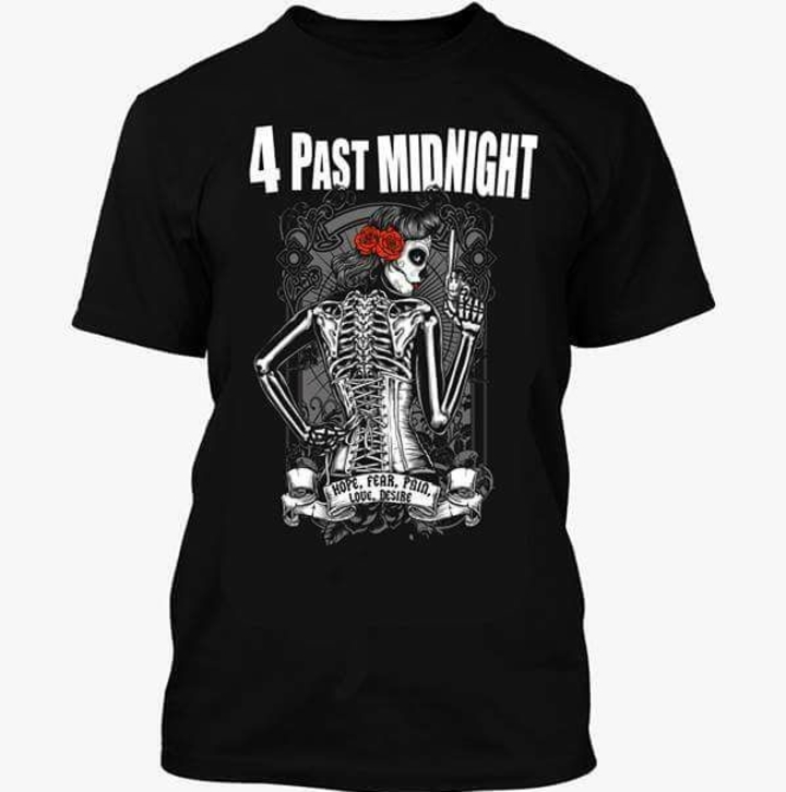 4 Past Midnight @ Waterloo Pub - Blackpool, United Kingdom
