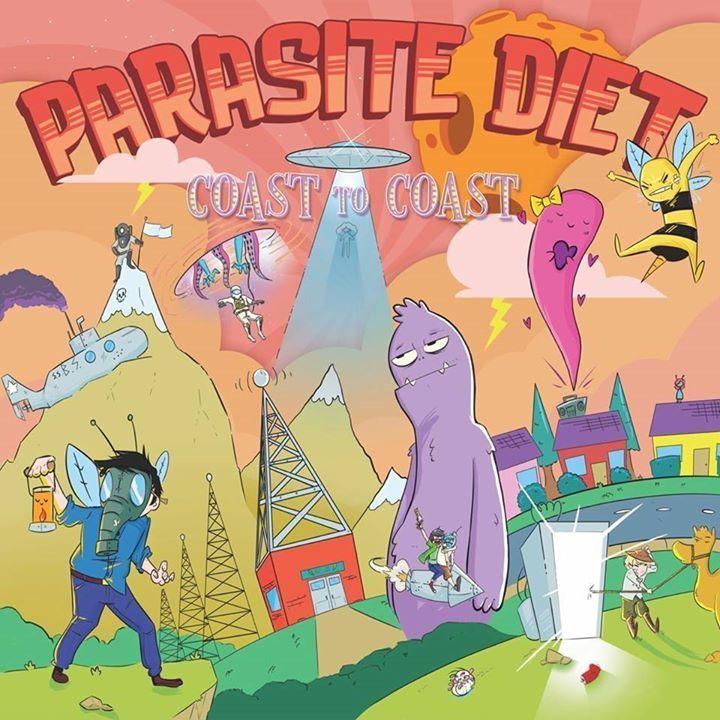 Parasite Diet Tour Dates