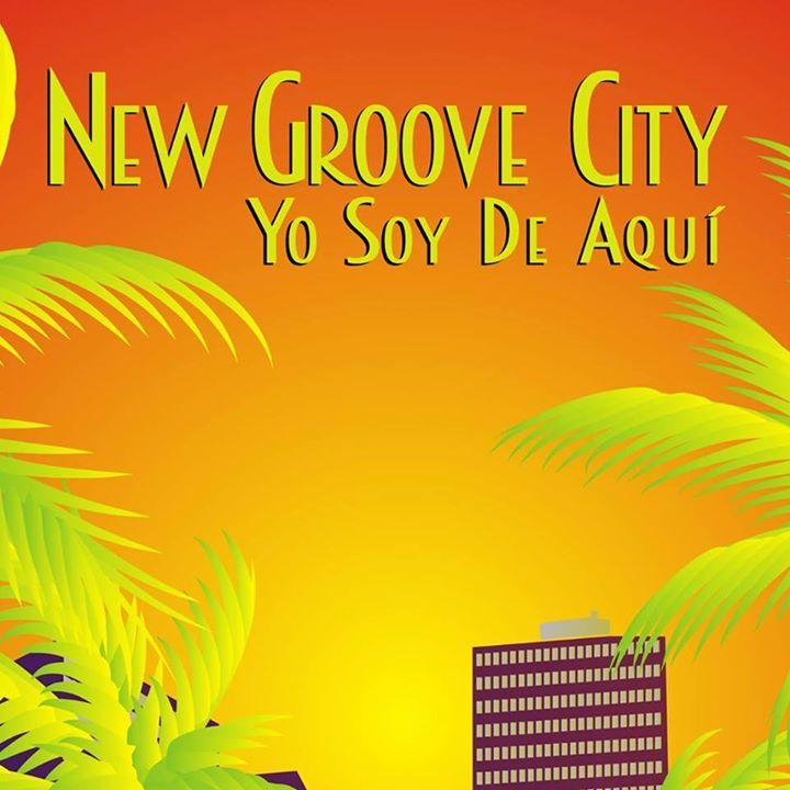 New Groove City Tour Dates