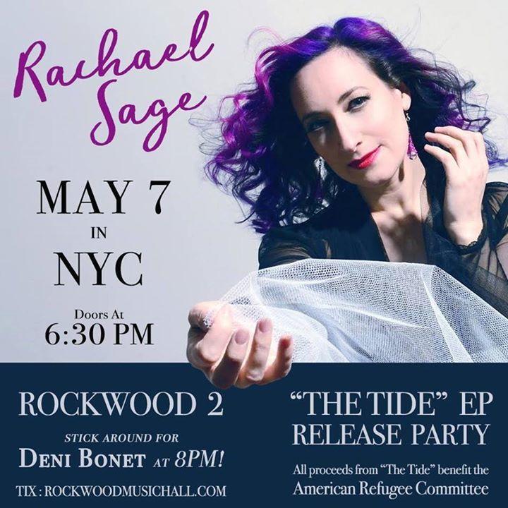 Rachael Sage @ Town Hall - New York, NY