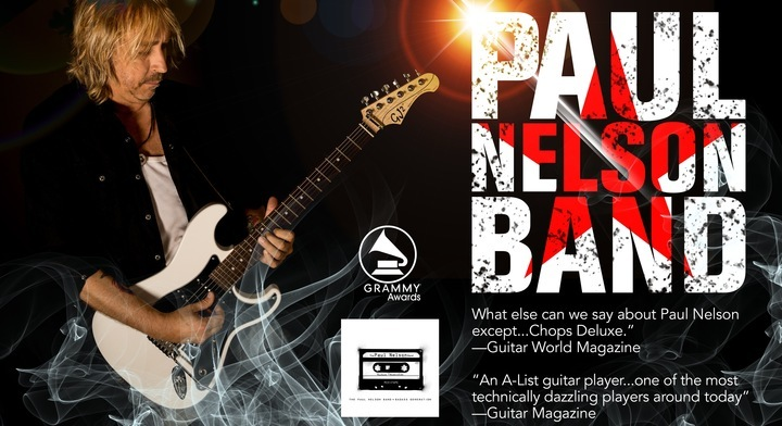 Paul Nelson @ Arts Garage  - Delray Beach, FL