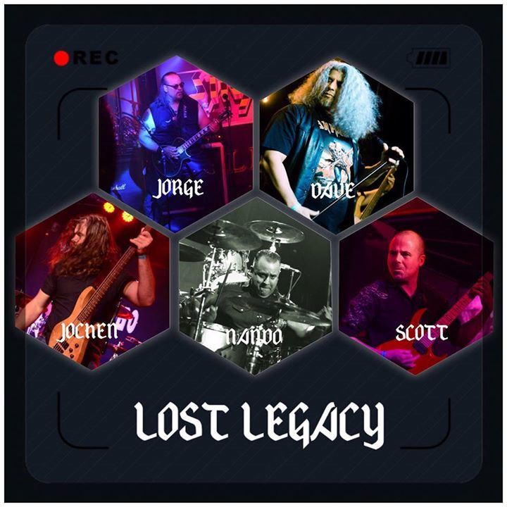 Lost Legacy fan page Tour Dates