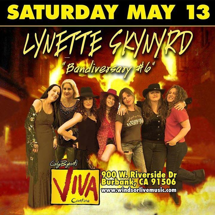 Lynette Skynyrd Tour Dates