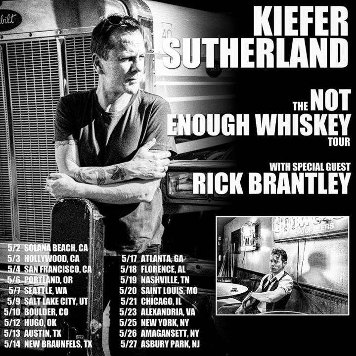 Rick Brantley Tour Dates