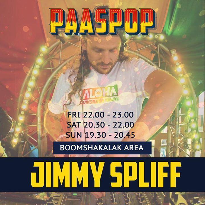 BVRS aka Jimmy Spliff Tour Dates