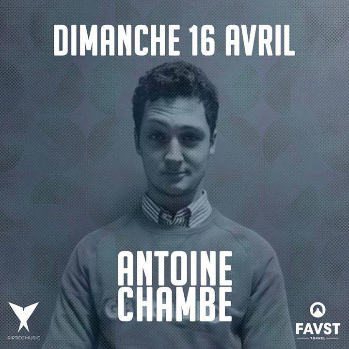 Antoine Chambe Tour Dates