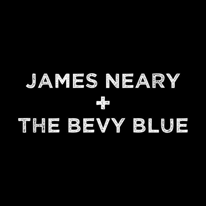 James Neary and the Bevy Blue Tour Dates