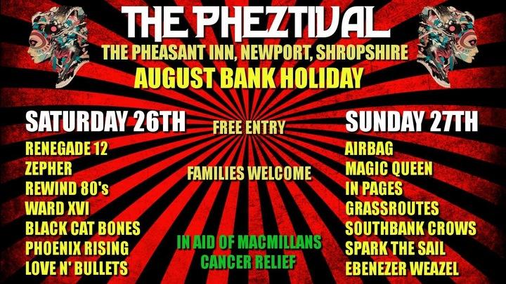 Ward XVI @ The Pheasant Inn - Newport, United Kingdom