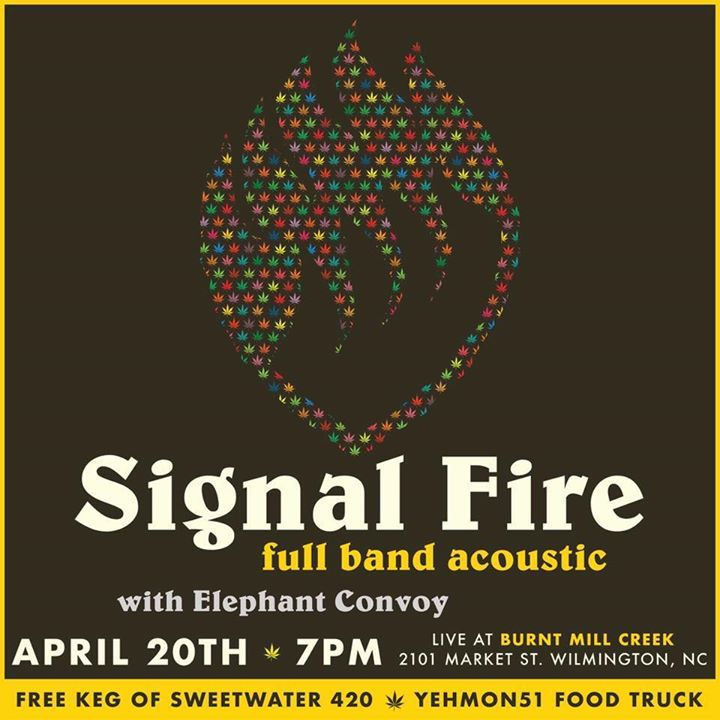Signal Fire @ Roadhouse  - Orange Park, FL