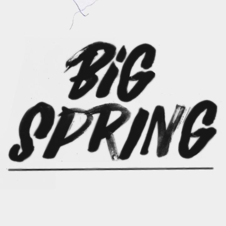 Big Spring Tour Dates