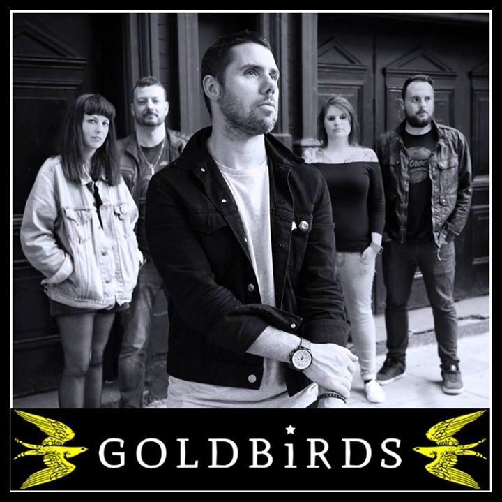Goldbirds @ Hope and Ruin - Brighton, United Kingdom