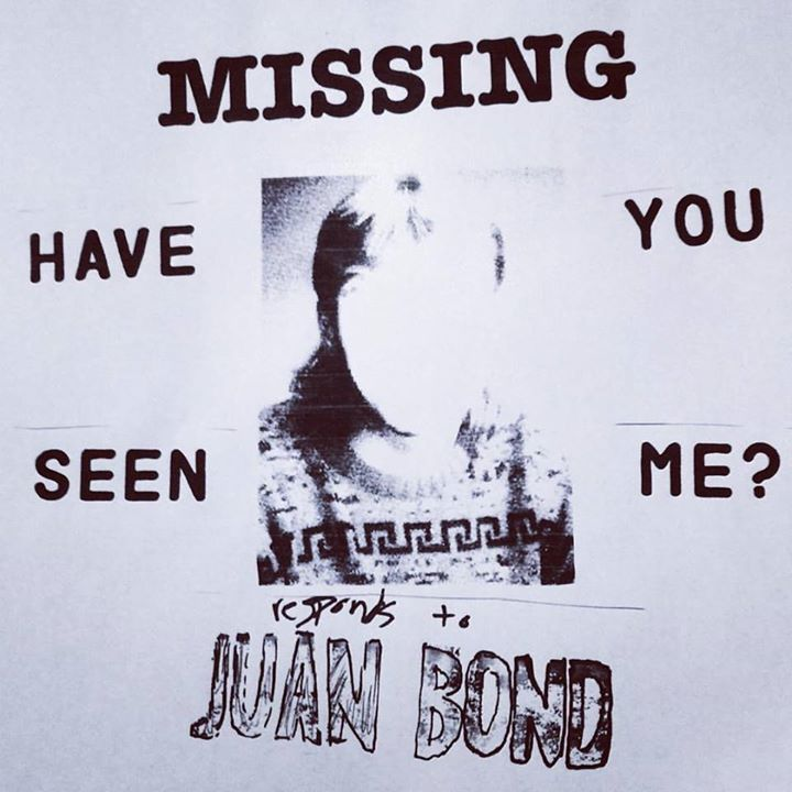 Juan Bond Tour Dates