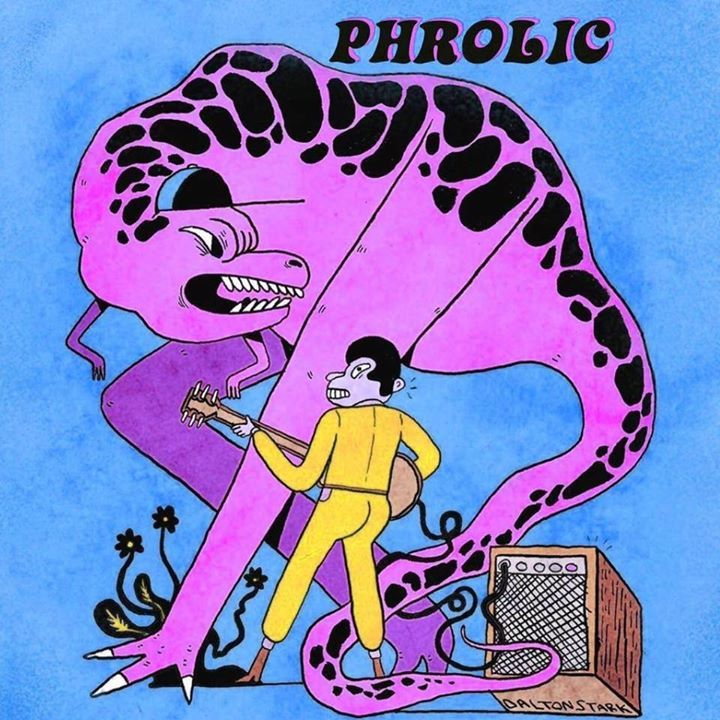 Phrolic Tour Dates