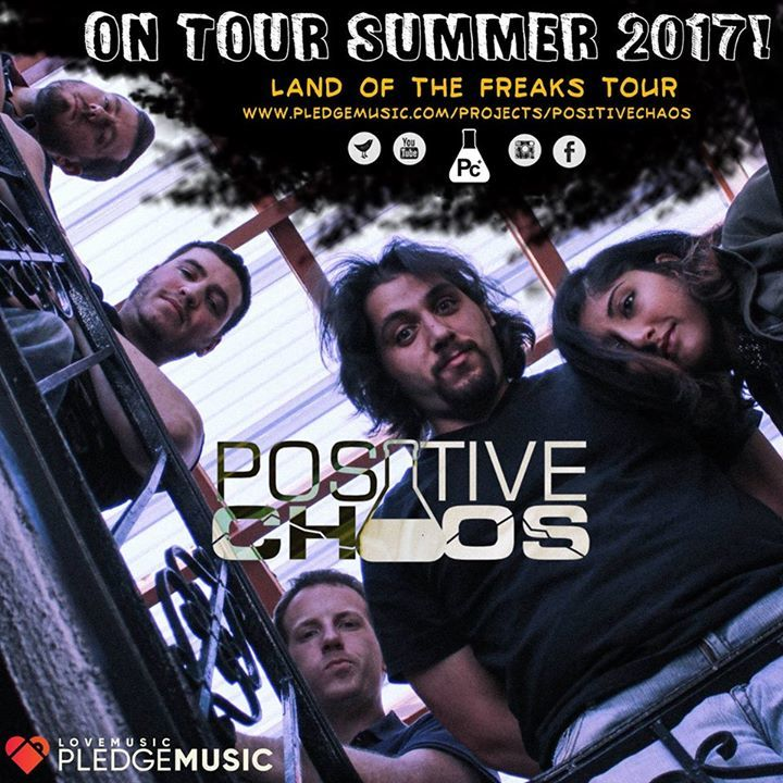 Positive Chaos Tour Dates