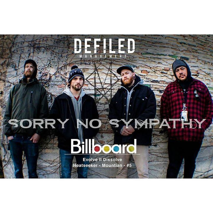 Sorry, No Sympathy Tour Dates