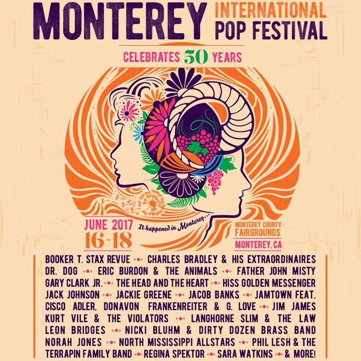 Sara Watkins @ Monterey International Pop Festival - Monterey, CA