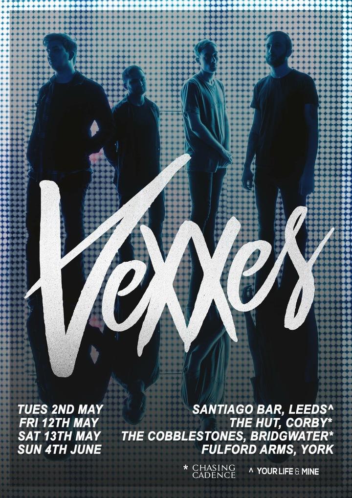 VEXXES Tour Dates