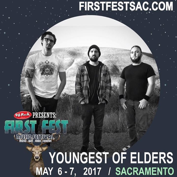 Youngest of Elders Tour Dates
