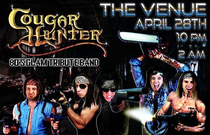 Cougar Hunter Tour Dates