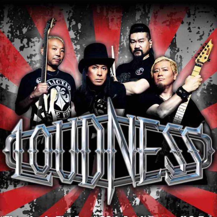 Loudness Tour Dates