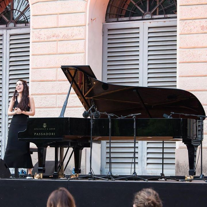 AyseDeniz GOKCIN (Pianist) Tour Dates