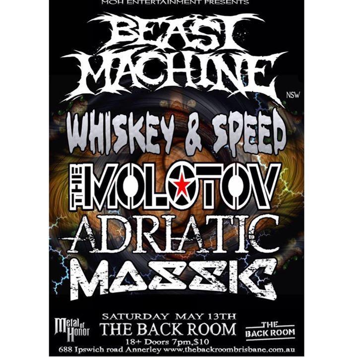 Massic Tour Dates