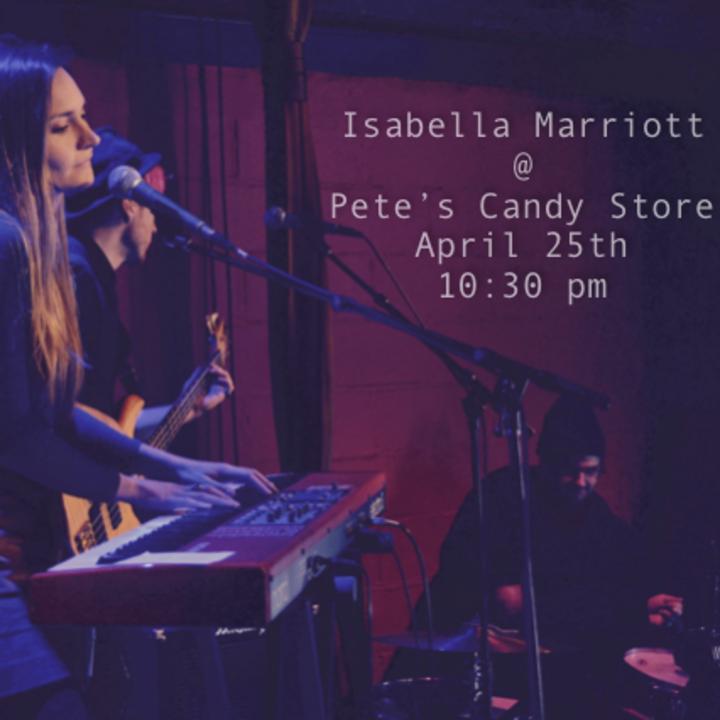 Isabella Marriott Tour Dates