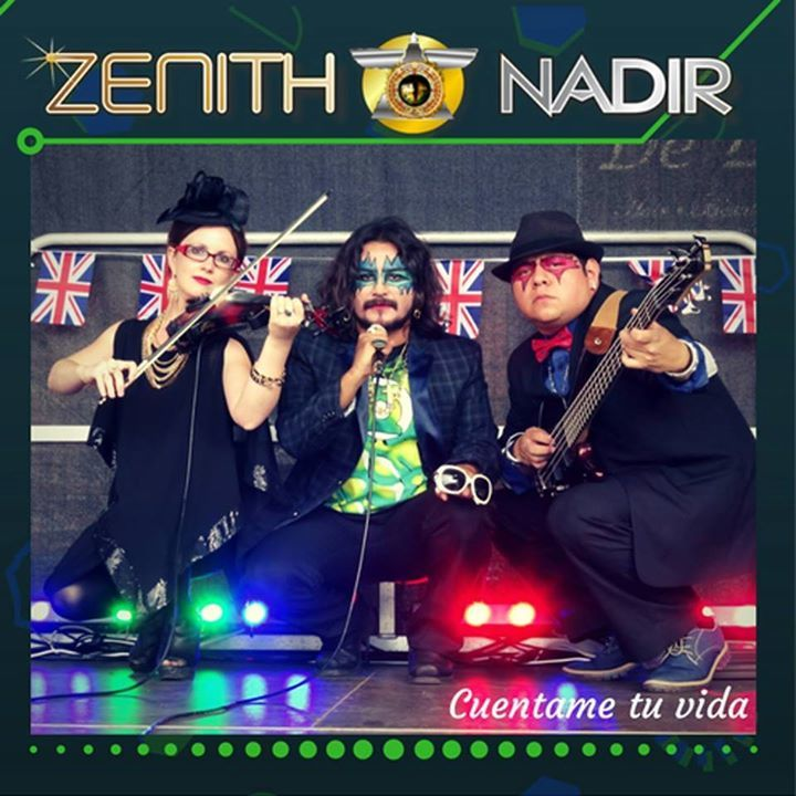 Zenith Nadir Tour Dates