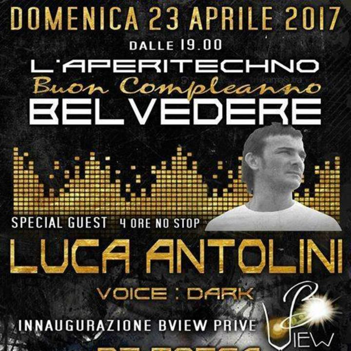 Luca Antolini Deejay Tour Dates