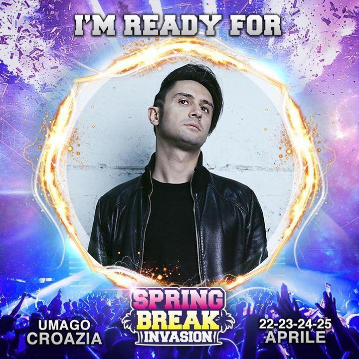 EDDY DJ Tour Dates