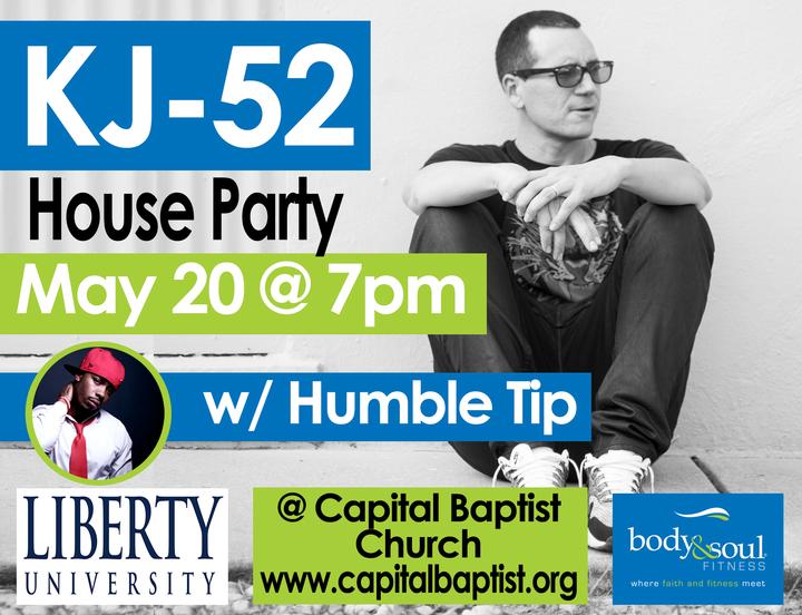 KJ-52 @ Capital Baptist Church  - Annandale, VA