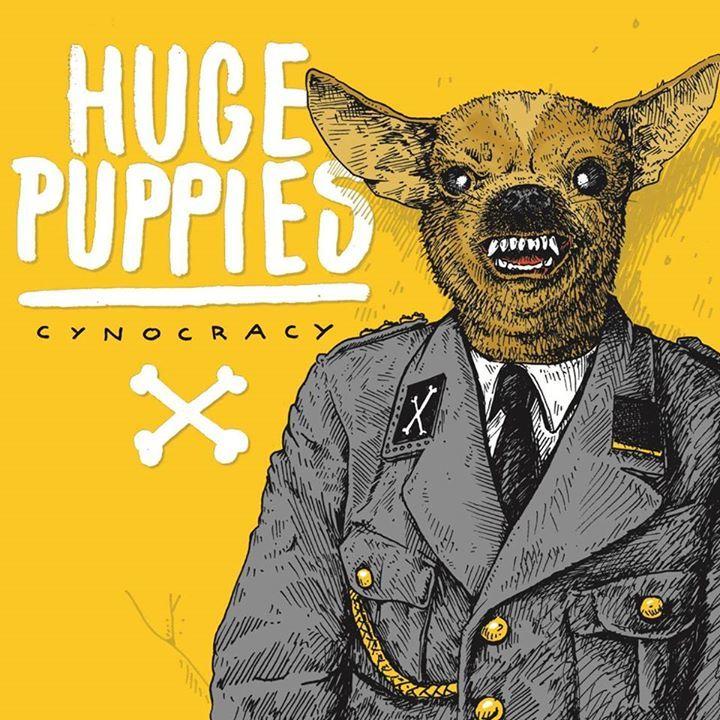 Huge Puppies Tour Dates
