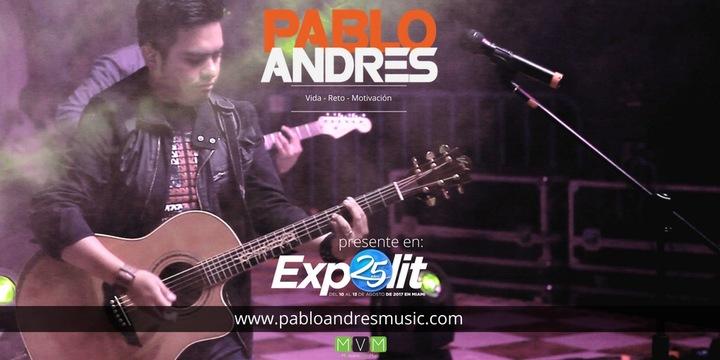 PABLOANDRES MUSIC @ Expolit - Gira De Medios - Miami, FL
