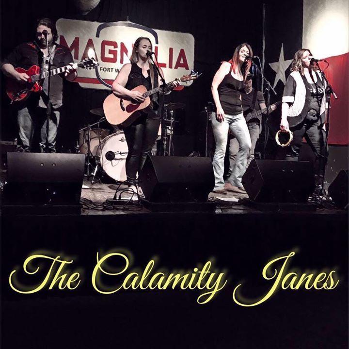 Calamity Janes Tour Dates