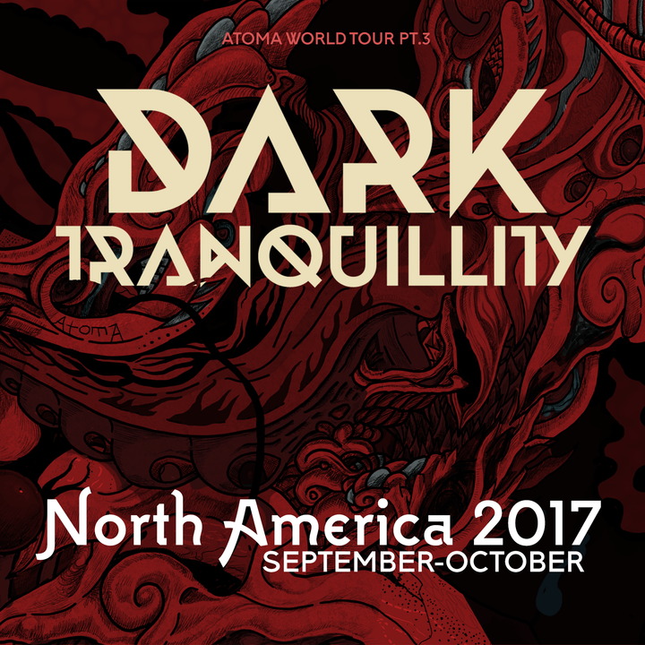Dark Tranquillity @ Fish Head Cantina - Halethorpe, MD
