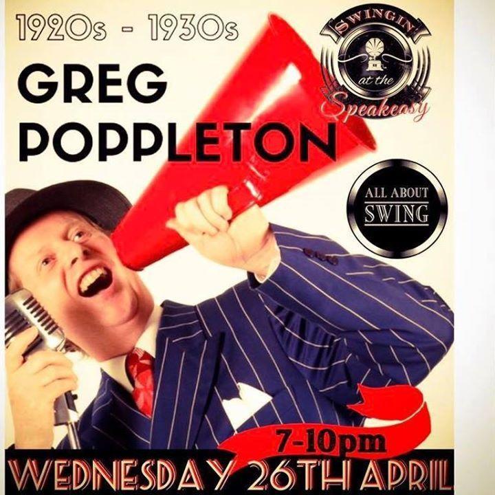 Greg Poppleton and his Bakelite Broadcasters @ Builders Club - Wollongong, Australia