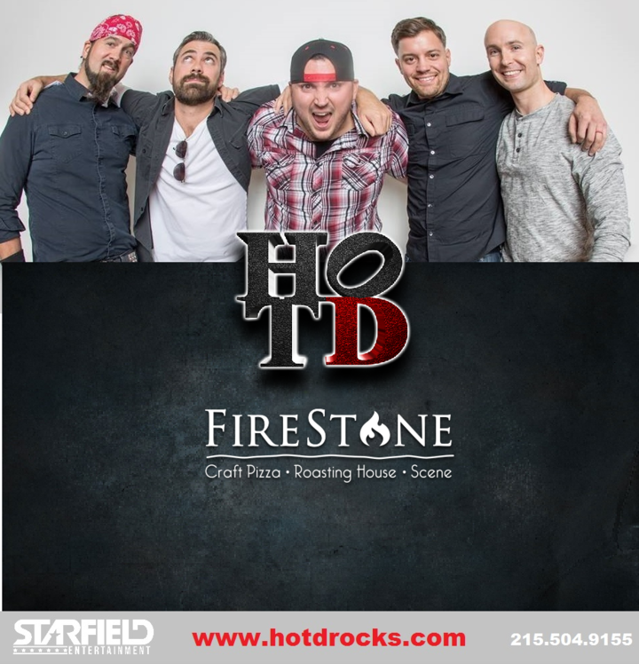 Hot D @ Firestone - Wilmington, DE