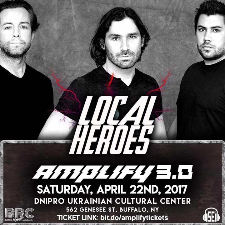 Local Heroes Tour Dates