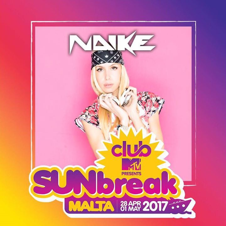Naike Tour Dates