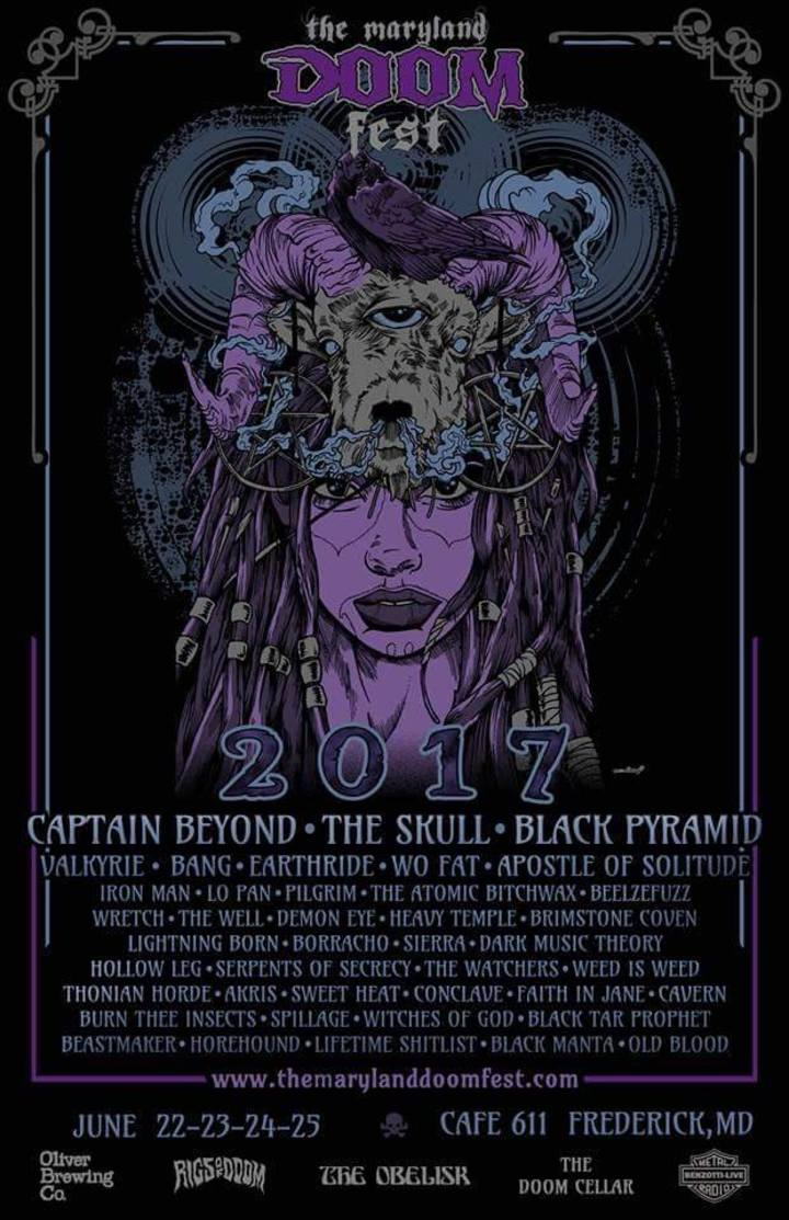 Black Pyramid Tour Dates