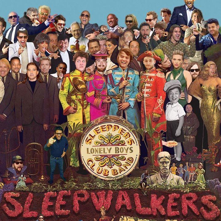 Sleepwalkers Tour Dates