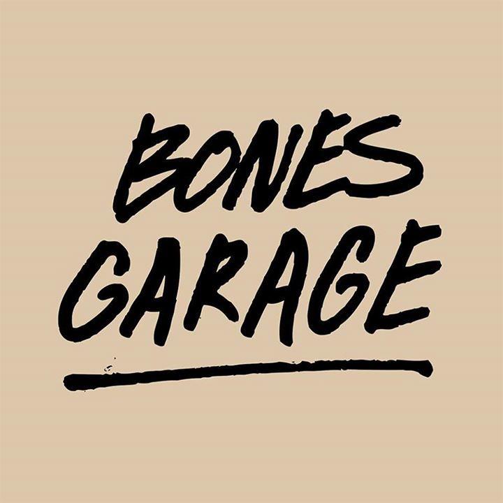Bones Garage Tour Dates