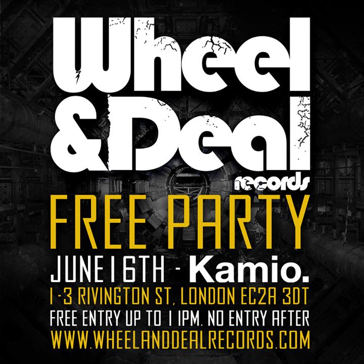 Wheel & Deal Records Tour Dates