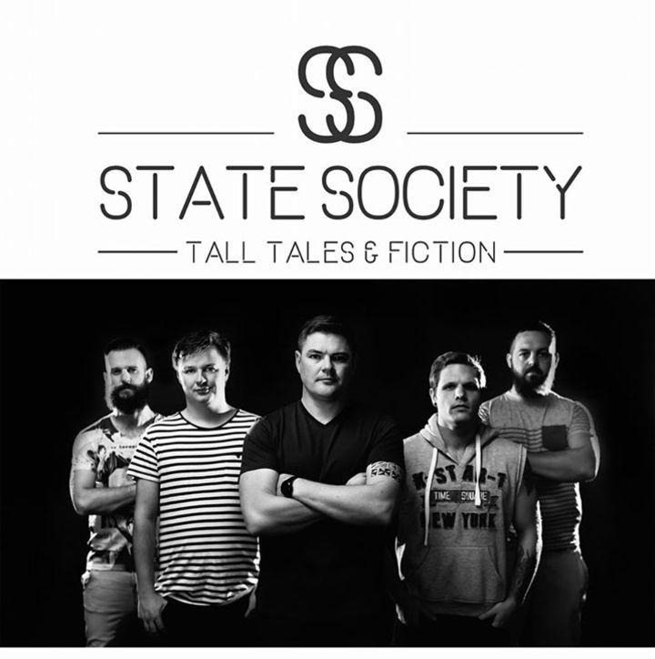 State Society Tour Dates