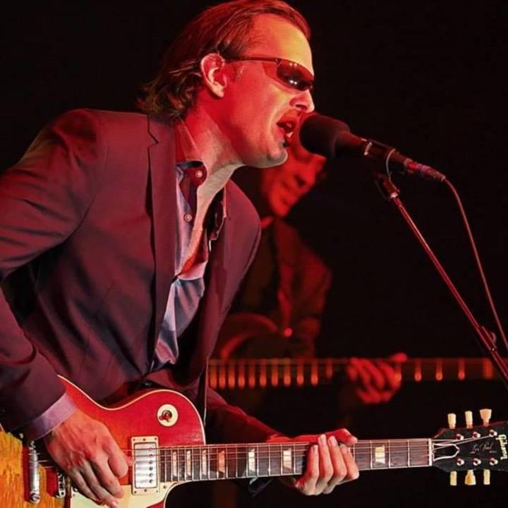 Joe Bonamassa-Blues-Band Tour Dates