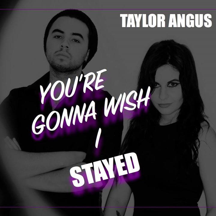 Taylor Angus Tour Dates