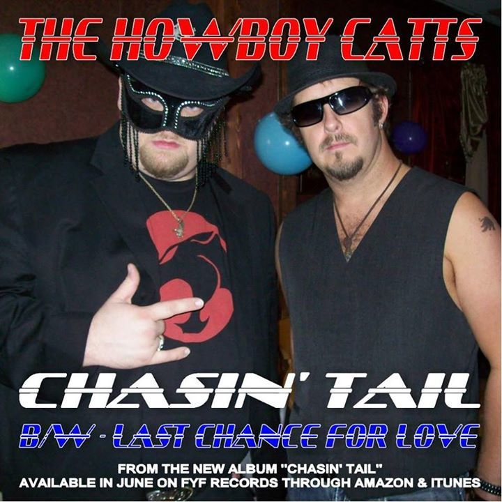 THE HOWBOY CATTS Tour Dates