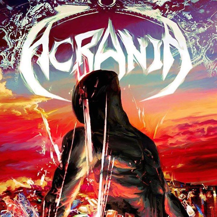 Acrania Tour Dates
