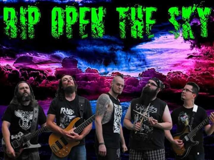 Rip Open The Sky Tour Dates